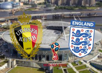 Belgium - England: how and where to watch