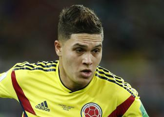 River Plate chief places 25m-euro price tag on Quintero
