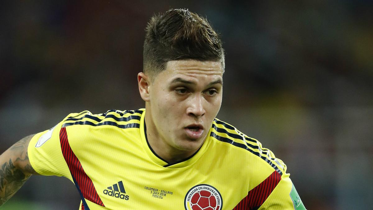 Quintero: River Plate chief puts 25m-euro price tag on midfielder