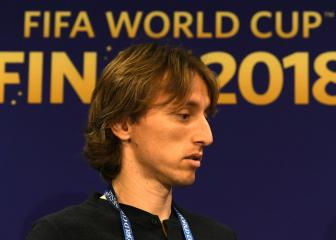 Ballon d'Or talk makes Modric proud but World Cup his only goal