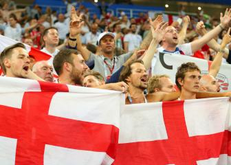 FIFA warns English FA over 'political chants'