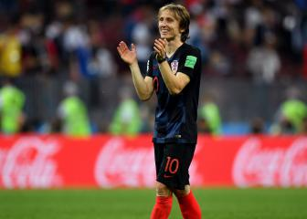 Football is 'like a dance' for Modric - Kaká