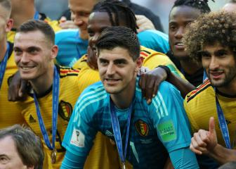 Courtois anticipates improved Chelsea offer after World Cup