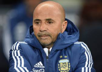 Argentina dismiss Sampaoli after chaotic World Cup