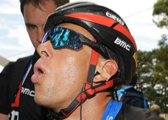 Crash forces Porte out of Tour for second year running
