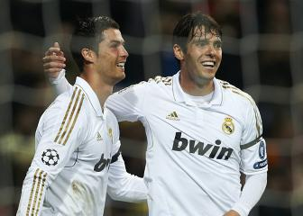 Ronaldo moved to remain motivated - Kaka