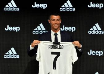 Cristiano Ronaldo: 'Juventus is a step up in my career'