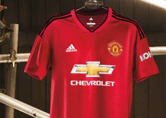Manchester United unveil new 2018/19 season home kit