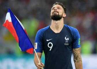 Giroud: It's coming home