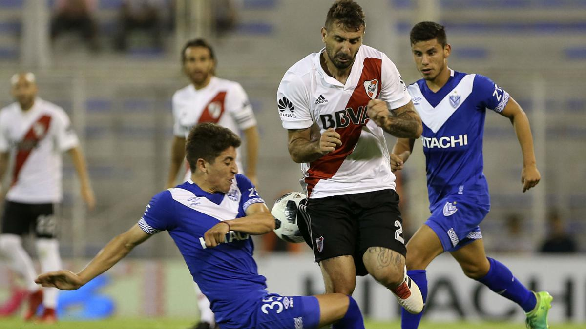 Villarreal sign highly rated Velez midfielder Caseres