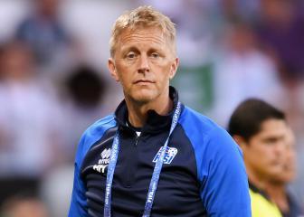 Heimir Hallgrimsson resigns from Iceland post