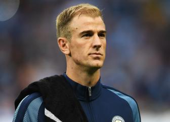 Joe Hart named in Manchester City squad for US tour