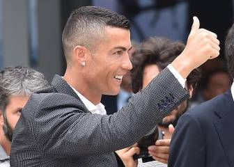 Juventus confirm Cristiano won't participate in US tour