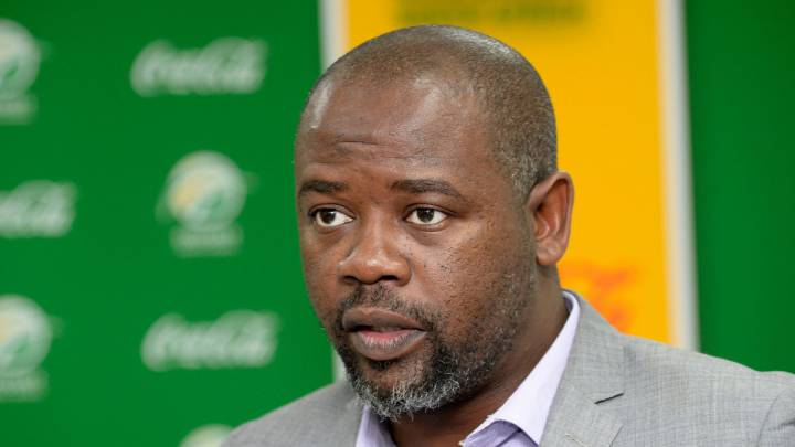 Cricket South Africa appoint Thabang Moroe as permanent chief executive