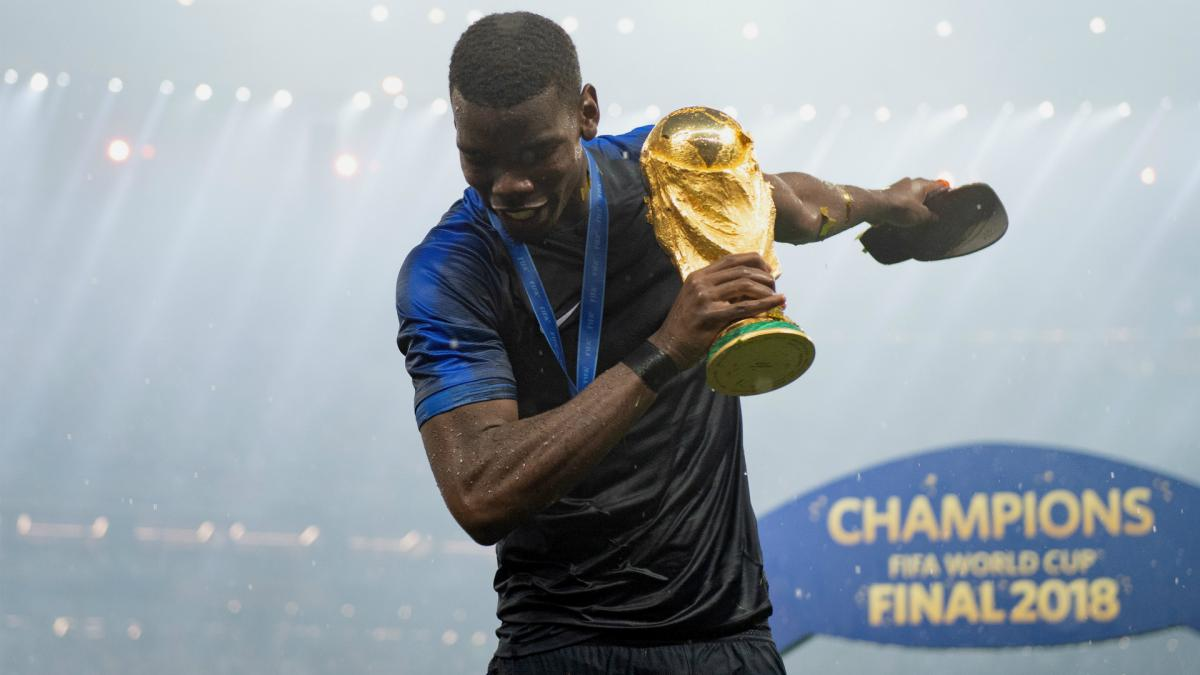 'We kill them, Messi or no Messi' - Pogba's pre-Argentina World Cup speech revealed