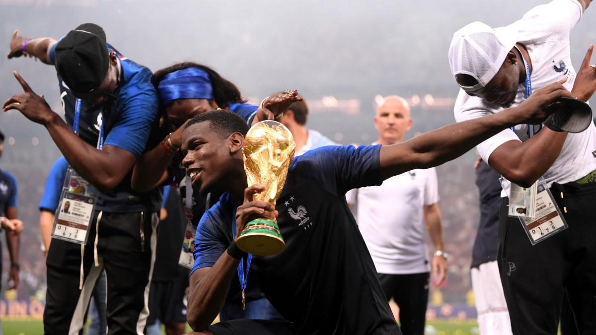Pogba must understand his World Cup heroics, says Mourinho