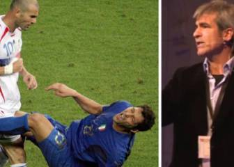 Referee reveals truth on Zidane red card for Materazzi headbutt