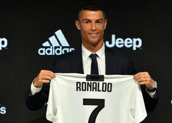 I let him have it - Spinazzola ribs Ronaldo over Juve shirt number