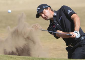 Kisner shines at baked Carnoustie as McIlroy, Rahm, Thomas loom