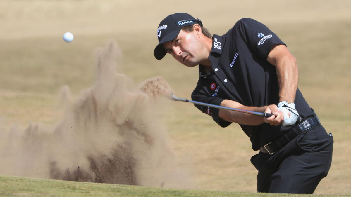 Kisner shines at baked Carnoustie as McIlroy, Rahm and Thomas loom