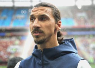 Ibrahimovic to watch England at Wembley – Zlatan will honour Beckham bet