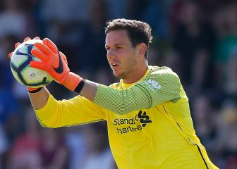Leicester sign keeper Danny Ward from Liverpool