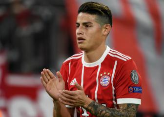 James to remain at Bayern Munich, says Rummenigge