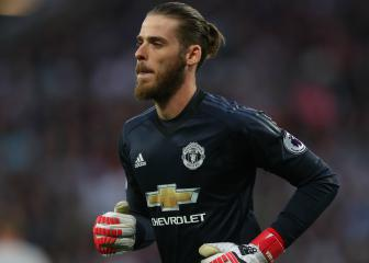 United fans keeping De Gea at Old Trafford – Herrera