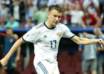 Golovin's ex-team-mate drops hint over Chelsea move