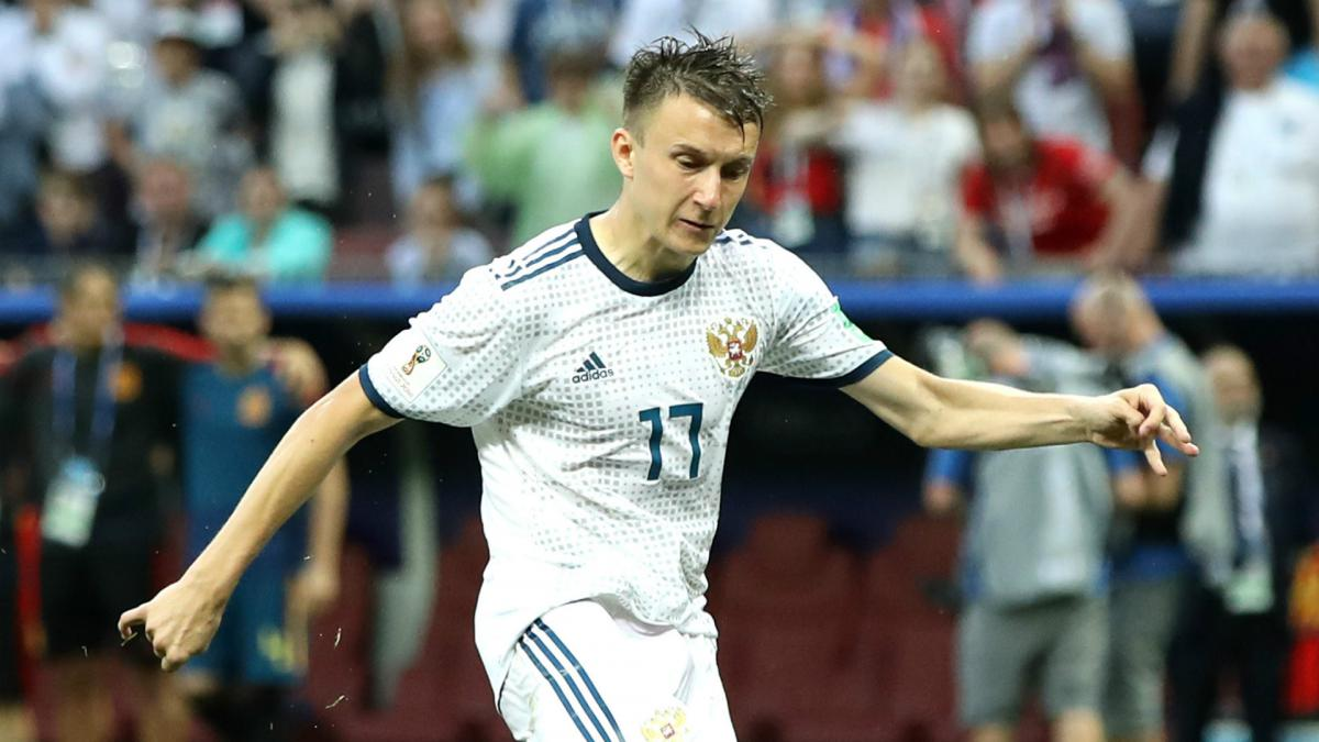 Golovin's ex-team-mate Chepchugov drops hint over Chelsea move