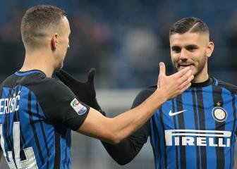 Spalletti expects Icardi and Perisic to stay at Inter