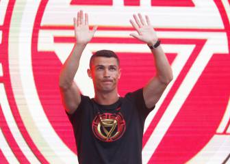 New CR7 Chinese collection launched