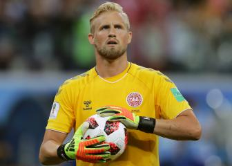 Puel shuts down Schmeichel transfer speculation