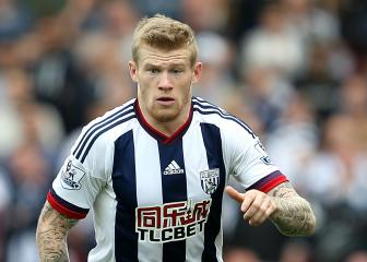 Stoke City sign McClean from West Brom for £5m