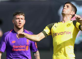 Klopp hails Christian Pulisic after Liverpool defeat