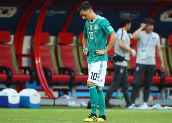 Former DFB president 'deeply saddened' by Ozil situation