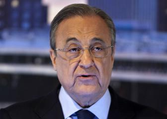 No more Galácticos? Pérez hints at youthful Madrid recruitment