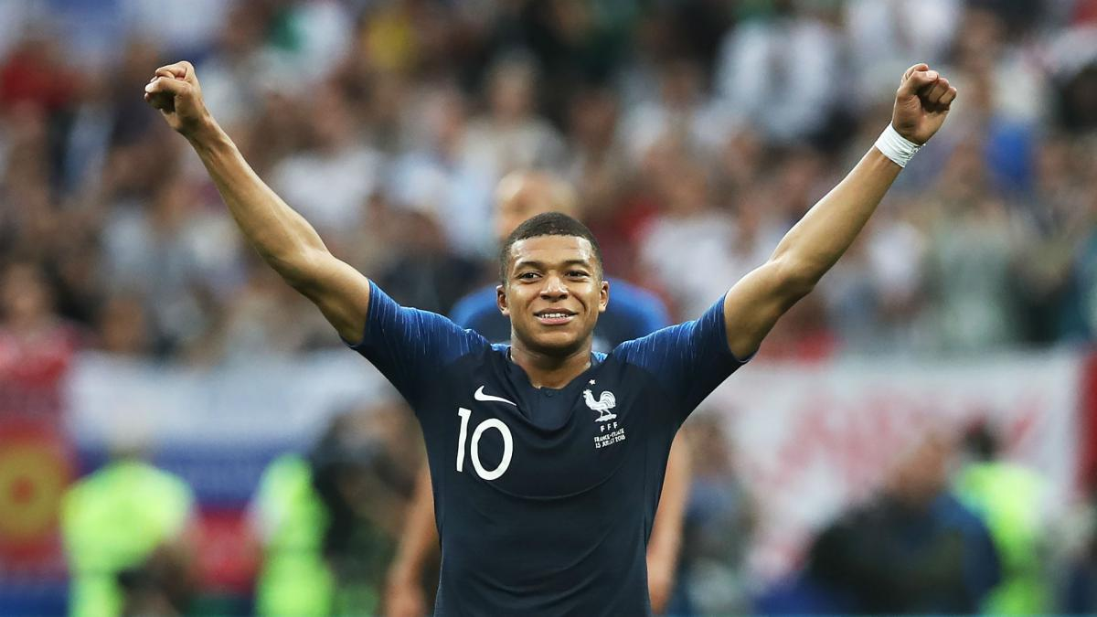 Mbappe reveals World Cup injury struggles