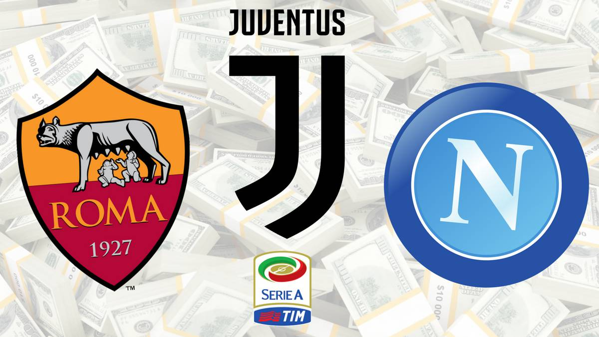 Cristiano Ronaldo's move to Serie A has been instrumental in the Italian league outspending the other major Euro leagues.