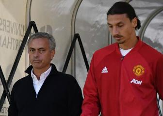 Ibrahimovic predicts 'something special' at Manchester United