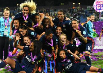 Lyon dominate Best FIFA Women awards shortlists