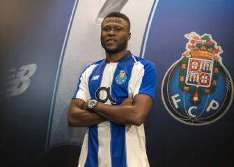 Porto sign Congolese defender Chancel Mbemba from Newcastle