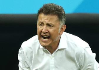 Osorio parts ways with Mexico