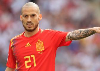David Silva pondering international retirement