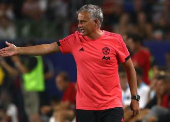 I submitted five-man list months ago - Mou laments Utd transfer business
