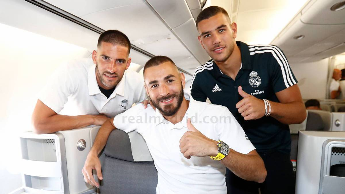 Real Madrid round-up: Miami; James, Bale, Zidane...