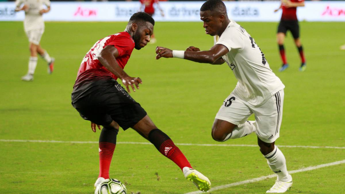 Lopetegui wants to make Real Madrid even better as Vinicius earns praise