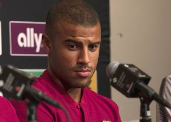 "Rafinha: ""I'd love to see my brother Thiago at Barça"""