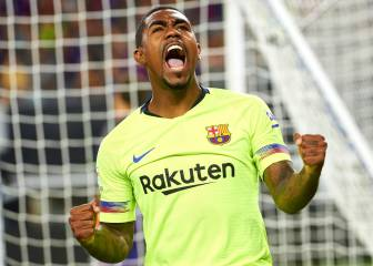 Valverde happy with Malcom's instant impact at Barcelona