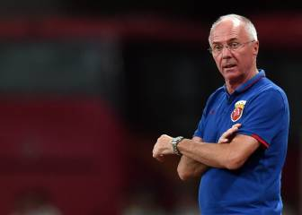 Sven-Goran Eriksson holds talks over Cameroon job
